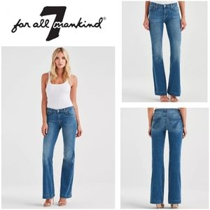 7 For All Mankind Dojo Stretch Flare Jeans